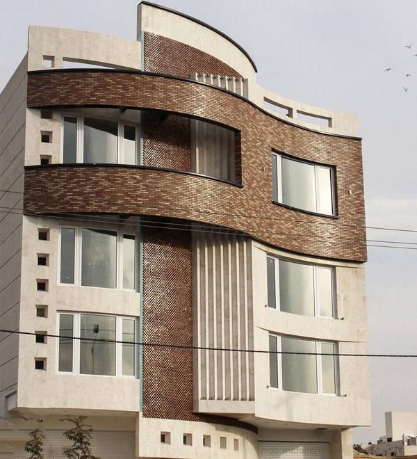 بازسازی و تغییر نمای ساختمان