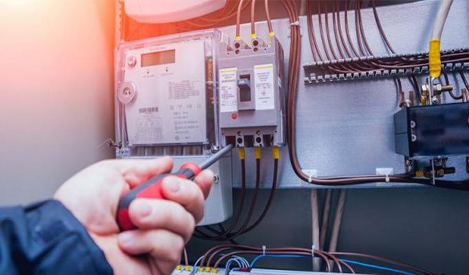 خدمات برق ساختمان در سعادت آباد