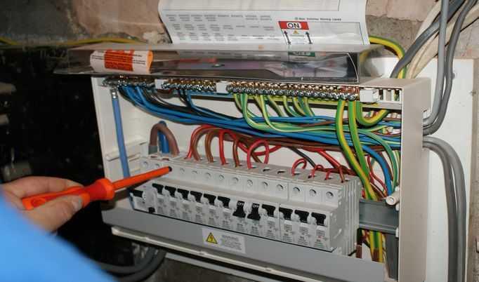 خدمات برق ساختمان در ولنجک