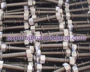 export Bolt and nut from Iran to Iraq