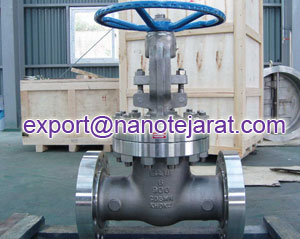 export valve and connection from Iran to Iraq
