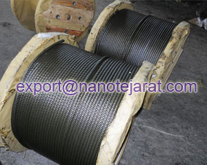 export steel wire rope from Iran to Iraq