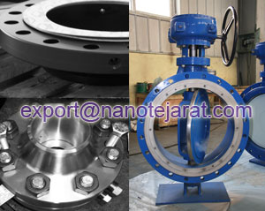 export valve and flange from Iran to Turkmenistan