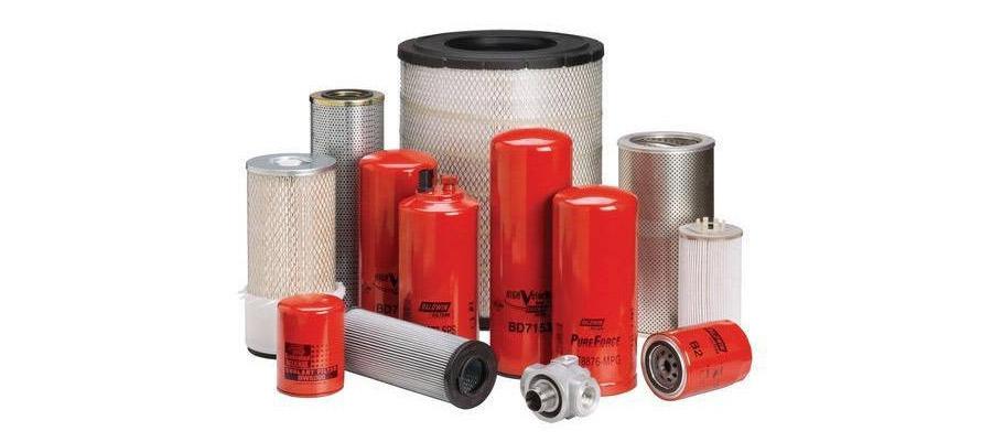 فیلتر روغن هیدرولیک صنعتی