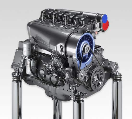 فیلتر گازوییل موتور دیزل دویتس DEUTZ آلمان