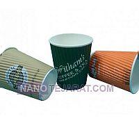 دستگاه تولید لیوان کاغذی | پخش دستگاه تولید لیوان کاغذی شرکت فن یابدستگاه تولید لیوان کاغذی دوجداره