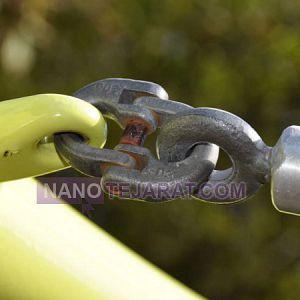 رابط زنجیر فولادی