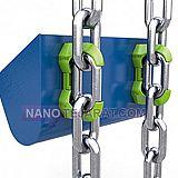 زنجیر الواتور فولادی و کرپی الواتوری