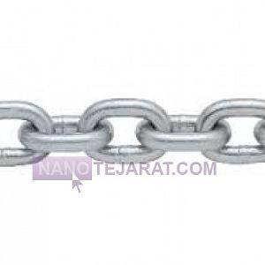 زنجیر فولادی گالوانیزه