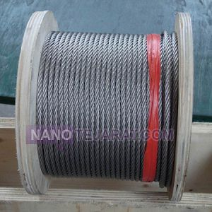 8 Strand wire rope