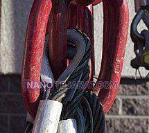 واردات کلیه اتصالات سیم بکسل و زنجیر
