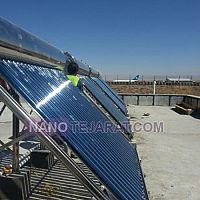 solar water heater for afghanistan