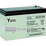 Yuasa Yucel Y7-12 Battery