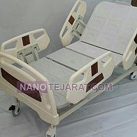 تخت برقی بیمار رویه abs قابل شستشو
