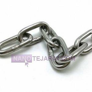 زنجیر استیل بگیر 304