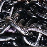 زنجیر لنگر فولادی