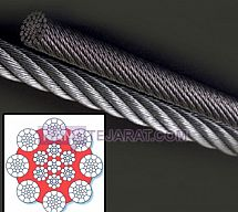 Turboplast Wire rope