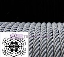 steel wire rope seal
