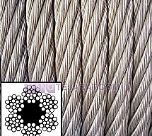 21*6  Steel wire rope