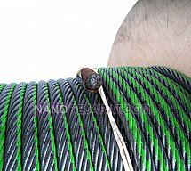 9mm elevator rope