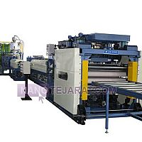 Foam sheet production machinery