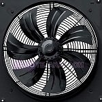 axial wall fan