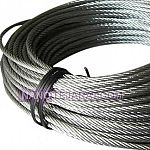 Importing wire rope
