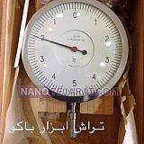 ساعت اندیکاتور صفحه بزرگ