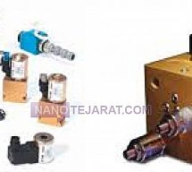 کارتریج ولو پروپرشنال vickers proportional cartridge valve
