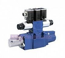 شیر پروپشنال rexroth proportional directional control valve