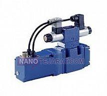 شیر سرووهیدرولیک bosch rexroth hydraulic proportional valve
