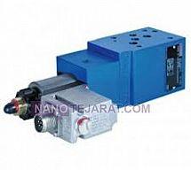 تراتل ولو پروپرشنال rexroth proportional throttle valve