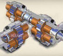 پمپ دنده ای GPM Hydraulic Pump