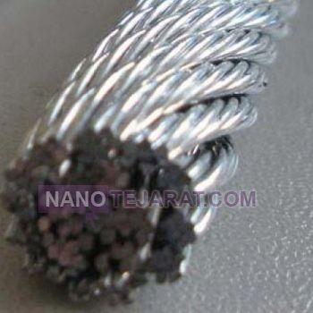 Steel wire rope IWRC