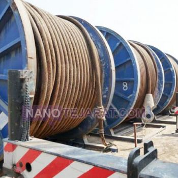 Heavy duty wire rope