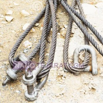 Steel wire roope