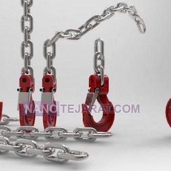 انواع زنجیر و قلاب