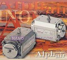 اکچویتور pneumatic actuators