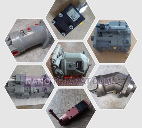 Concrete Pump Parts   Iran yadak dakal Concrete Pump Partsقطعات پمپ بتن